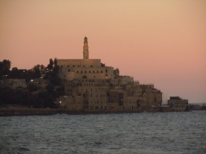 Sunset ~ Jaffa Photo Credit: Dawn