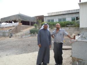 "Residents of Hashem Zana ~ ""Unrecognized"" Bedouin Village Photo Credit: Dawn"